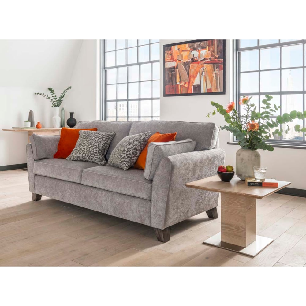 Cantrell 3 Seater Sofa - feature - Value Flooring and Furniture