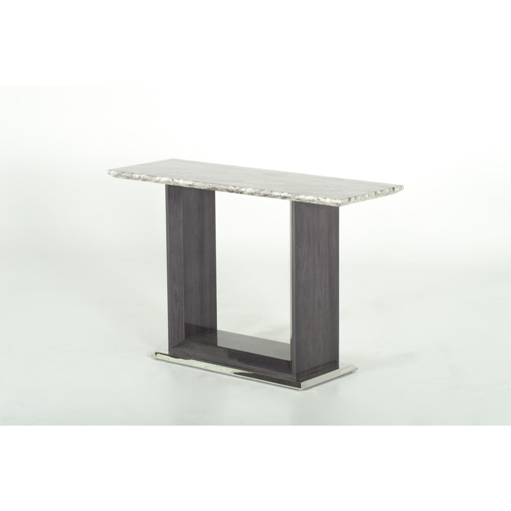 Donatella Console Table Angled Top - Value Flooring and Furniture