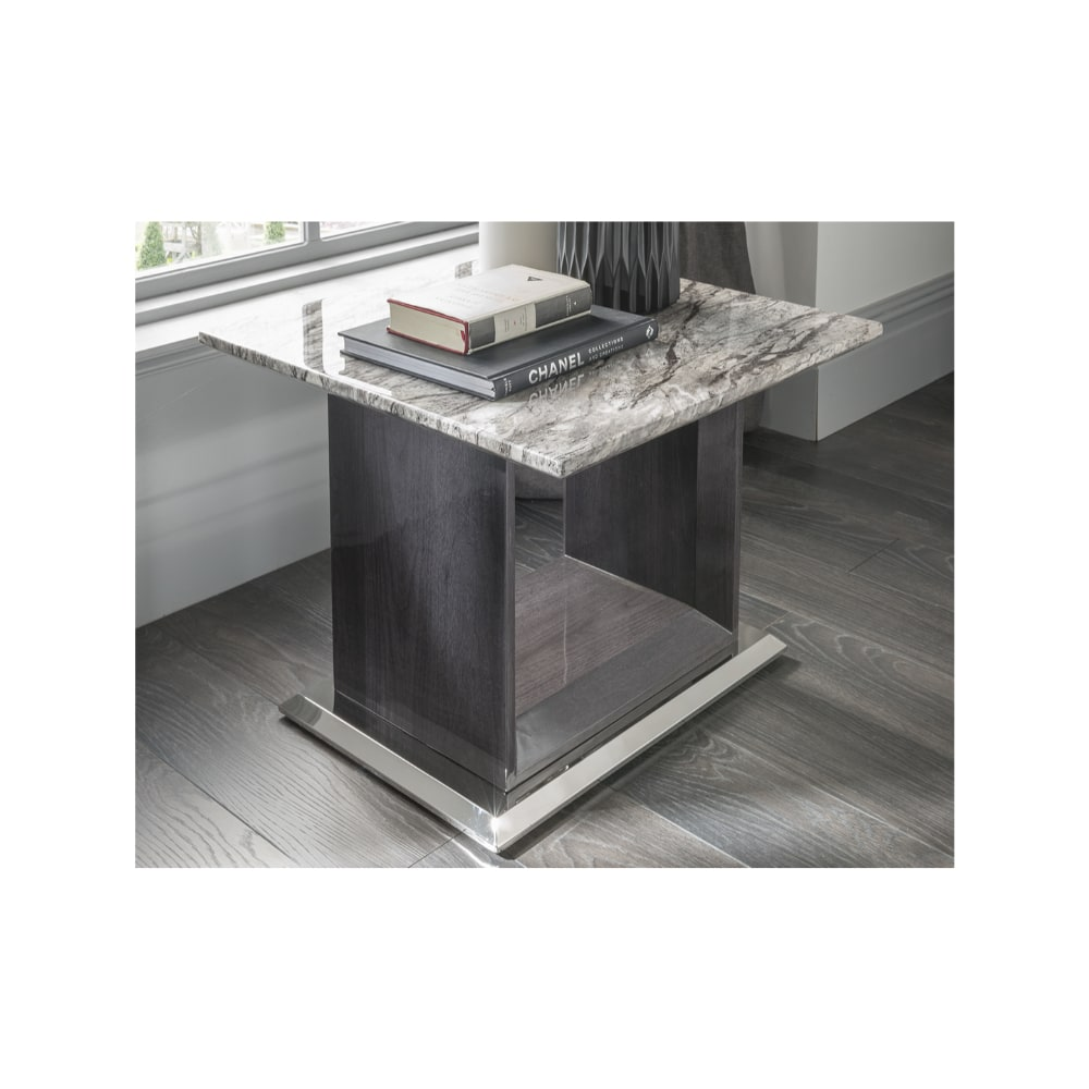 Donatella Lamp Table - Feature - Value Flooring and Furniture