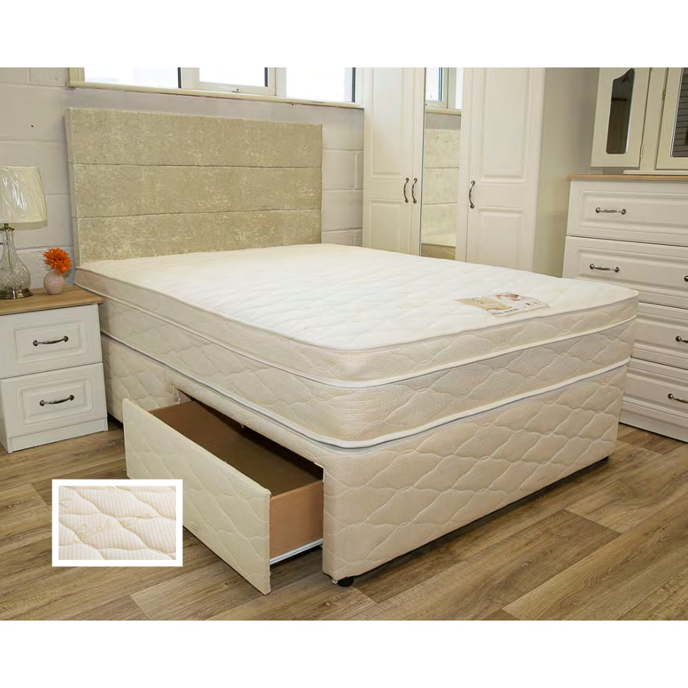 Pearl Memory Mattress - Value Flooring and Furniture