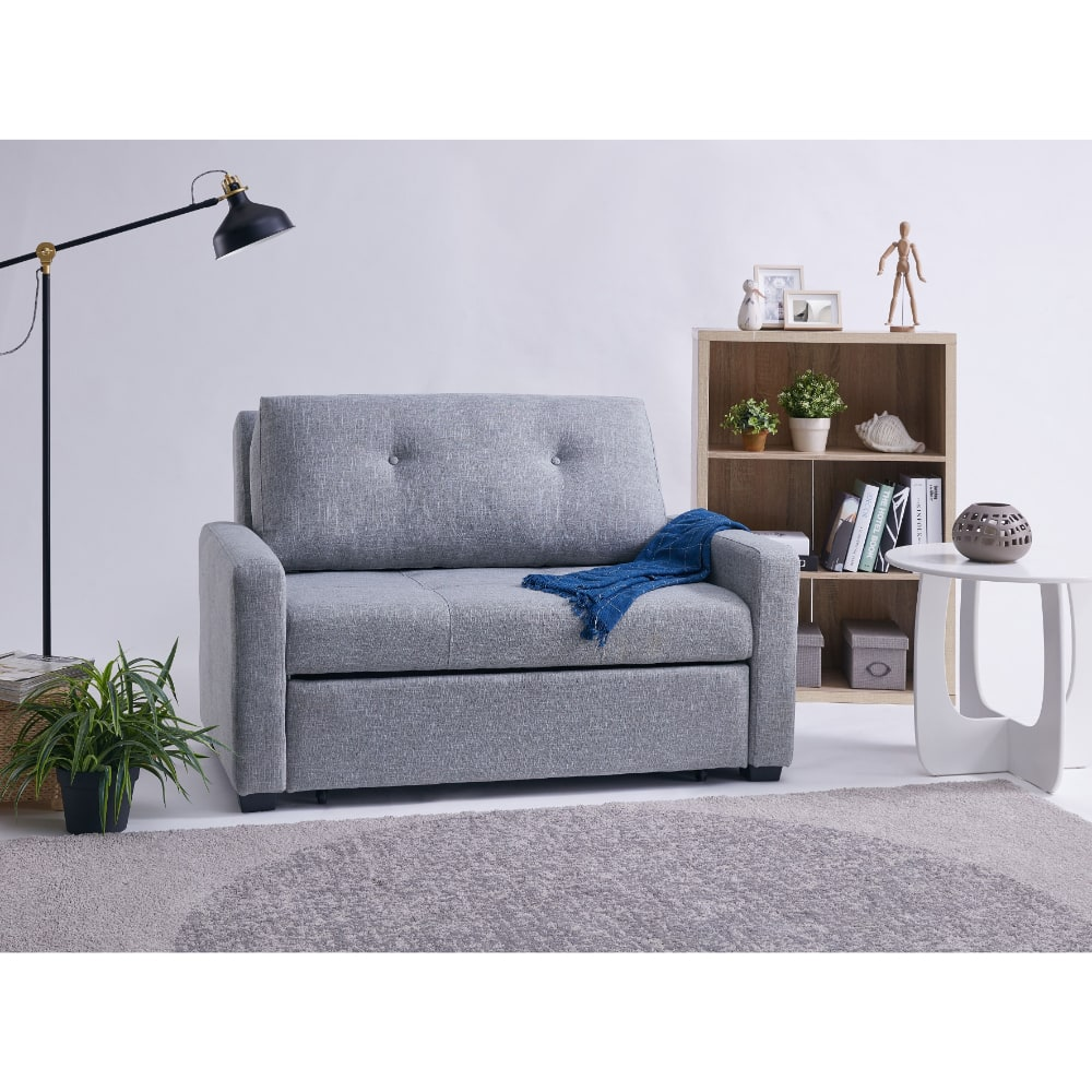 Davina Sofa Bed - Closed - Value Flooring and Furniture