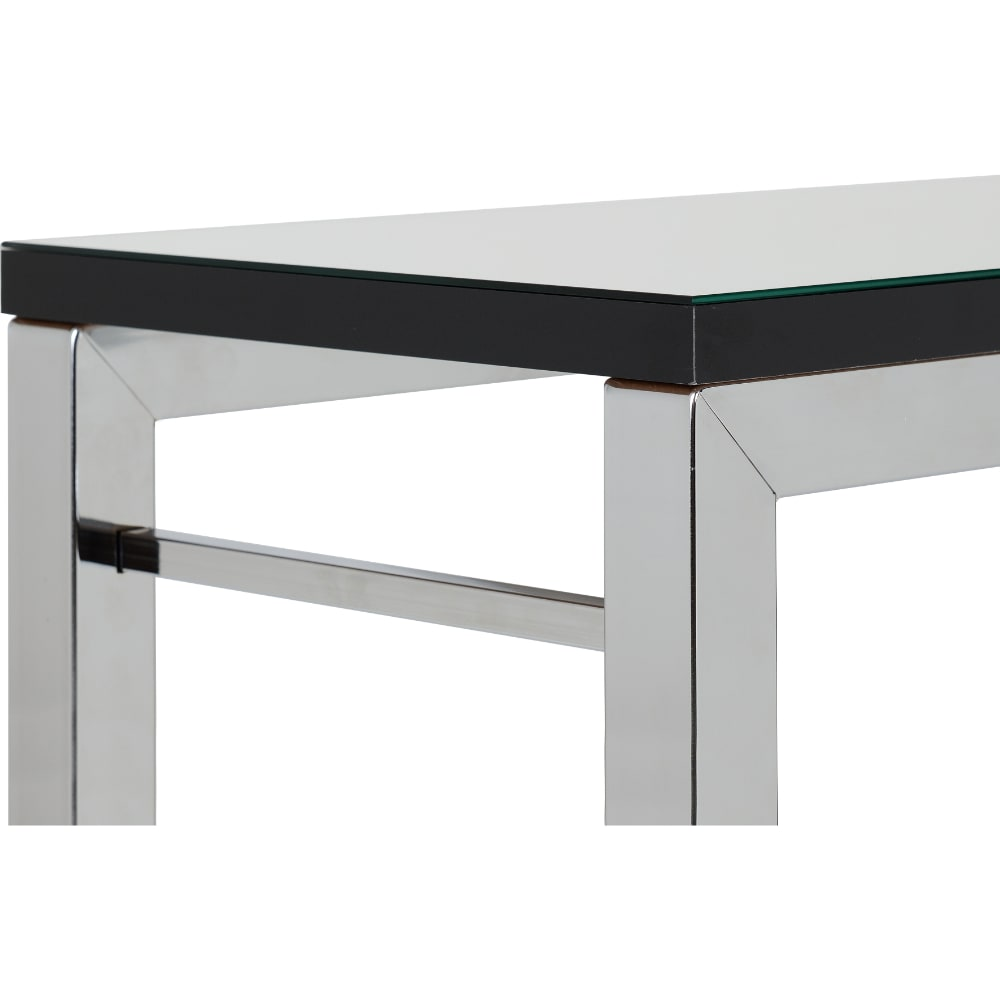 Valencia Console Table Detail - Value Flooring and Furniture